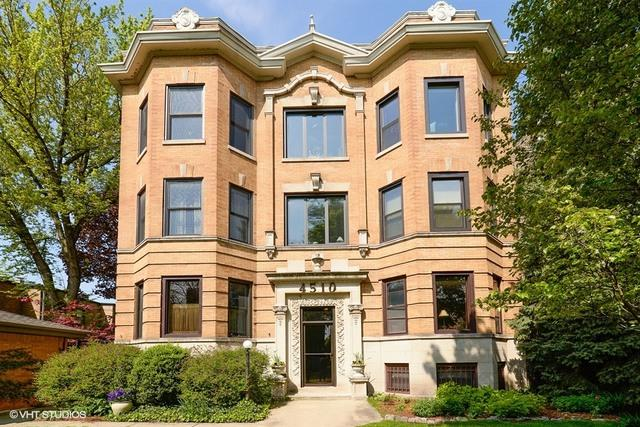 4510 N Greenview Avenue 1N, Chicago, IL 60640 (MLS #09891687) :: Littlefield Group