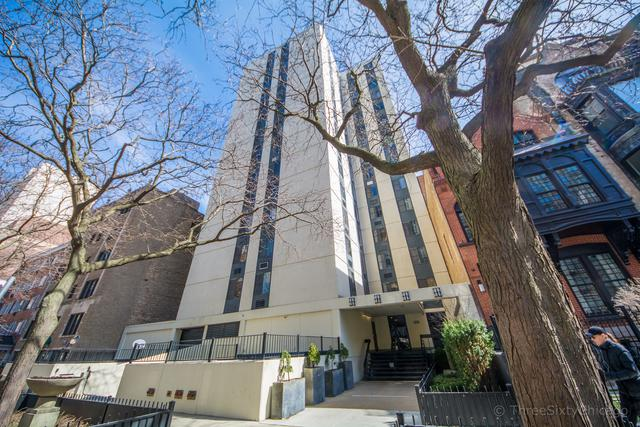 1339 N Dearborn Street 16H, Chicago, IL 60610 (MLS #09891690) :: Property Consultants Realty