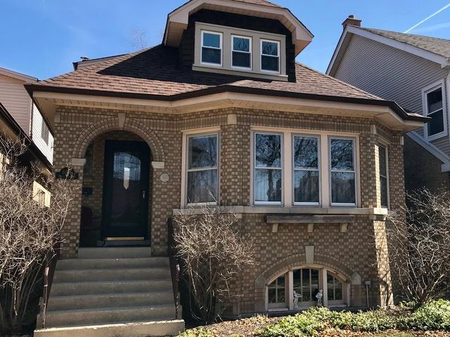 6055 N Marmora Avenue, Chicago, IL 60646 (MLS #09891752) :: Littlefield Group