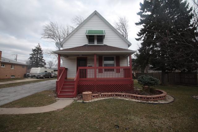 15745 Drexel Avenue, Dolton, IL 60419 (MLS #09891797) :: Littlefield Group