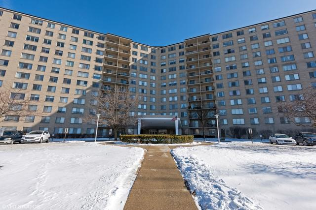 6933 N Kedzie Avenue #715, Chicago, IL 60645 (MLS #09891879) :: Domain Realty