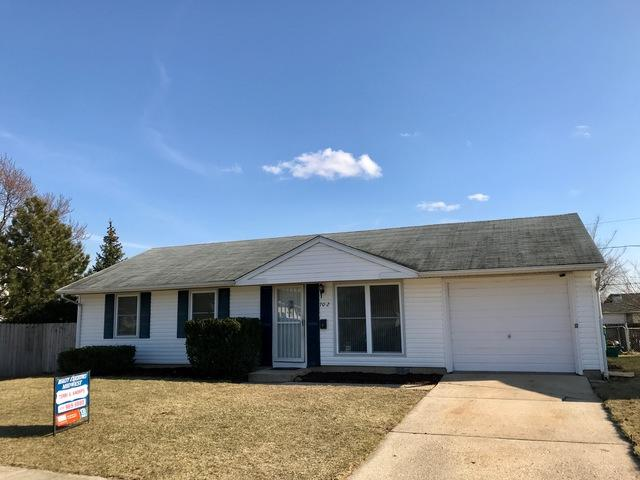 702 Echo Avenue, Romeoville, IL 60446 (MLS #09891902) :: Domain Realty