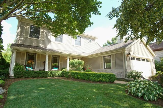 4955 Tarrington Drive, Hoffman Estates, IL 60010 (MLS #09891911) :: Lewke Partners