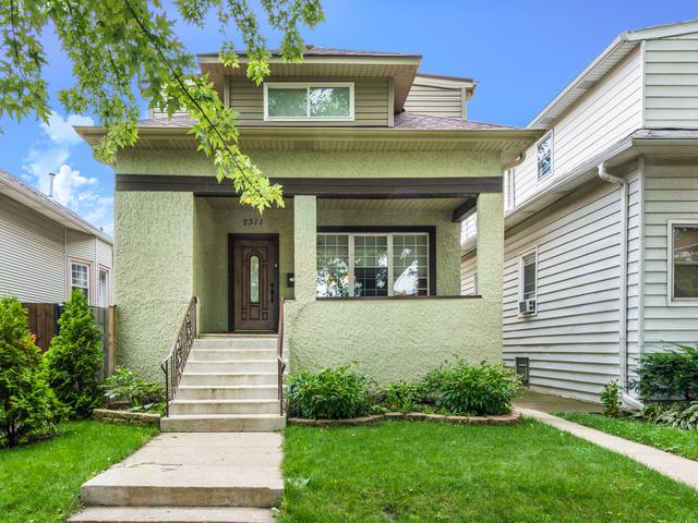 2311 N Nagle Avenue, Chicago, IL 60707 (MLS #09891938) :: Domain Realty