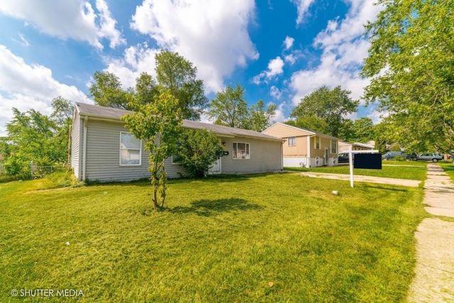 2508 222nd Place, Sauk Village, IL 60411 (MLS #09891976) :: Domain Realty