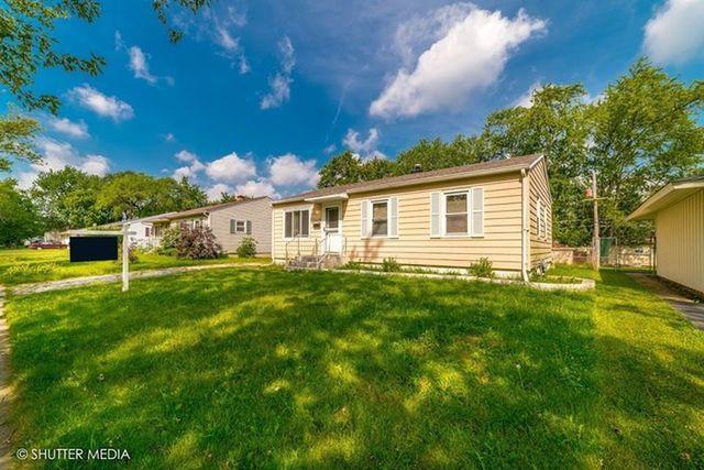 22428 Yates Avenue, Sauk Village, IL 60411 (MLS #09891980) :: Domain Realty