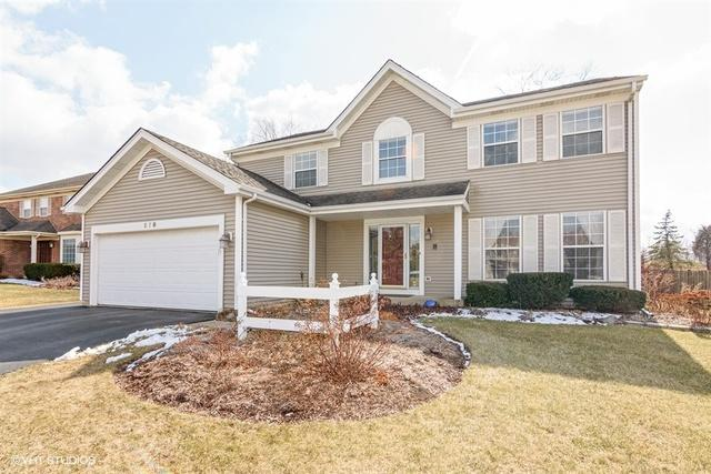 578 Chesterfield Lane, Barrington, IL 60010 (MLS #09891984) :: The Jacobs Group