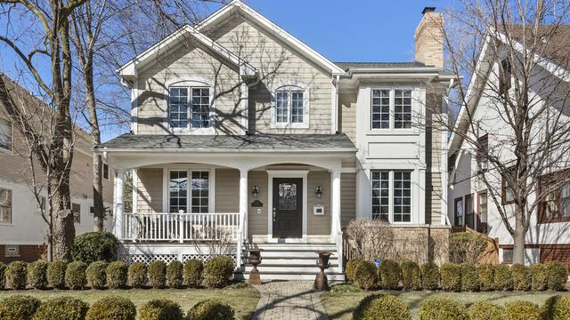 1014 Greenleaf Avenue, Wilmette, IL 60091 (MLS #09891985) :: The Spaniak Team