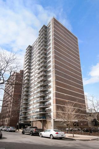 2740 N Pine Grove Avenue 20D, Chicago, IL 60614 (MLS #09892000) :: Property Consultants Realty