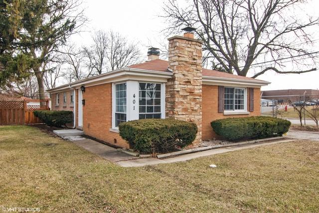 401 Hyde Park Avenue, Hillside, IL 60162 (MLS #09892200) :: Littlefield Group