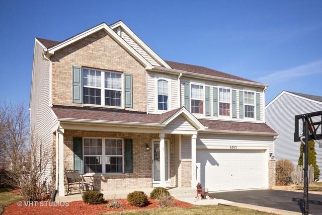 6303 Blue Ridge Drive, Plainfield, IL 60586 (MLS #09892332) :: Domain Realty