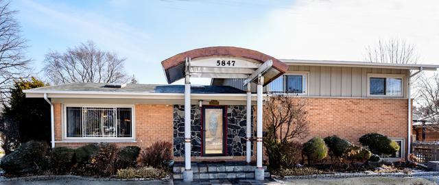 5847 Main Street, Morton Grove, IL 60053 (MLS #09892359) :: Domain Realty