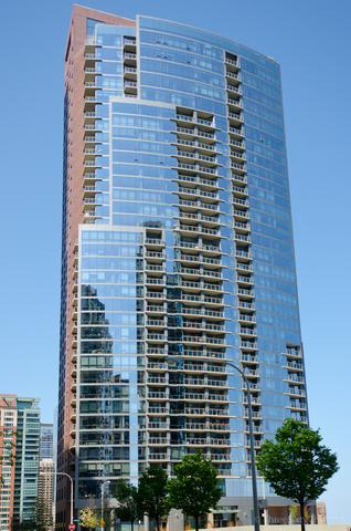 450 E Waterside Drive #801, Chicago, IL 60601 (MLS #09892360) :: Littlefield Group