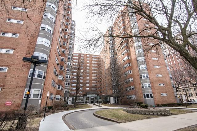 4970 N Marine Drive #1229, Chicago, IL 60640 (MLS #09892422) :: Domain Realty