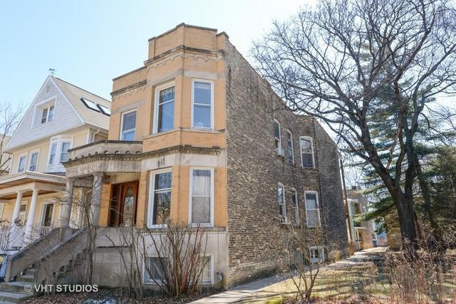 1022 Greenleaf Street, Evanston, IL 60202 (MLS #09892453) :: Domain Realty