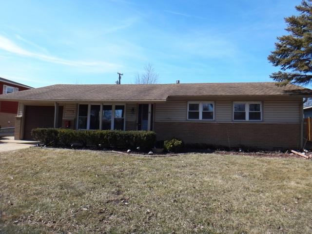 14880 Menard Avenue, Oak Forest, IL 60452 (MLS #09892470) :: Domain Realty