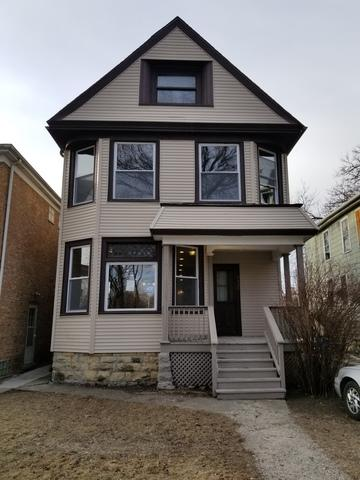 5325 W Ferdinand Street, Chicago, IL 60644 (MLS #09892474) :: Domain Realty