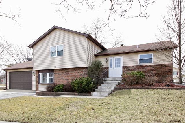 36 Oakhurst Court, Matteson, IL 60443 (MLS #09892527) :: Littlefield Group