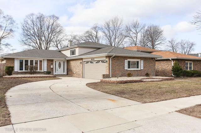 643 E 173rd Street, South Holland, IL 60473 (MLS #09892597) :: Littlefield Group