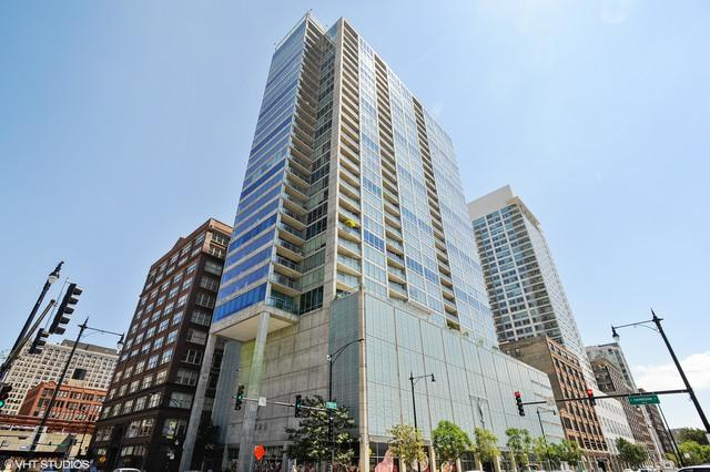 611 S Wells Street #3004, Chicago, IL 60607 (MLS #09892678) :: Littlefield Group