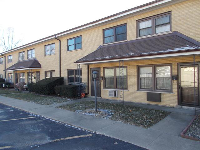 18333 Wentworth Avenue #19, Lansing, IL 60438 (MLS #09892714) :: Littlefield Group