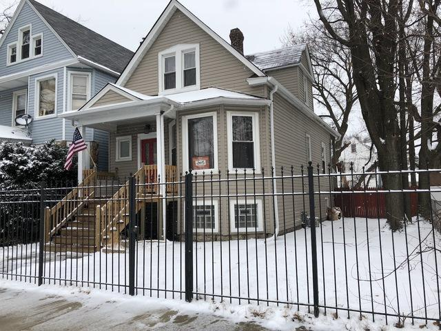 945 N Waller Avenue, Chicago, IL 60651 (MLS #09892749) :: Domain Realty