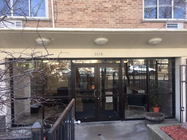 1415 W Lunt Avenue #410, Chicago, IL 60626 (MLS #09892776) :: Littlefield Group