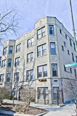 2858 N Albany Avenue G, Chicago, IL 60618 (MLS #09892790) :: Littlefield Group