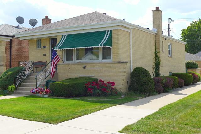 5100 S Leclaire Avenue, Chicago, IL 60638 (MLS #09892816) :: Littlefield Group