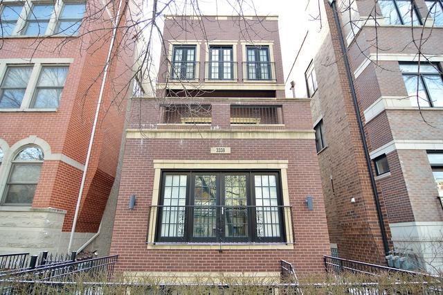 3338 N Damen Avenue #2, Chicago, IL 60618 (MLS #09892855) :: Littlefield Group