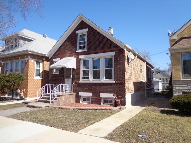 5431 S Lockwood Avenue, Chicago, IL 60638 (MLS #09892870) :: Littlefield Group