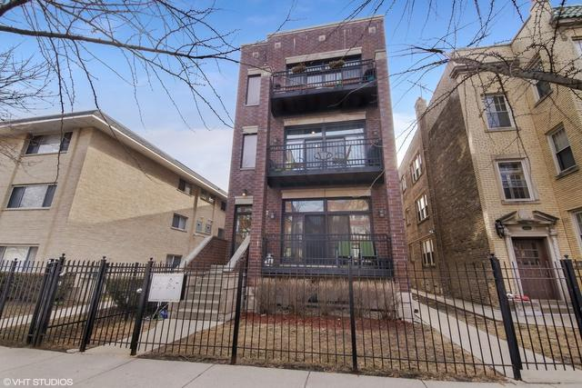5537 N Campbell Avenue #4, Chicago, IL 60625 (MLS #09892871) :: Domain Realty