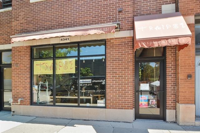 4341 Lincoln Avenue #1, Chicago, IL 60618 (MLS #09892896) :: Littlefield Group