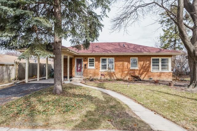 5840 S Park Avenue, Morton Grove, IL 60053 (MLS #09892903) :: Domain Realty