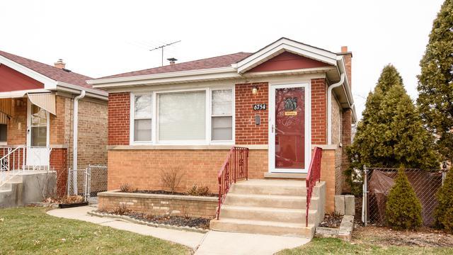 6754 W Higgins Avenue, Chicago, IL 60656 (MLS #09892939) :: Littlefield Group