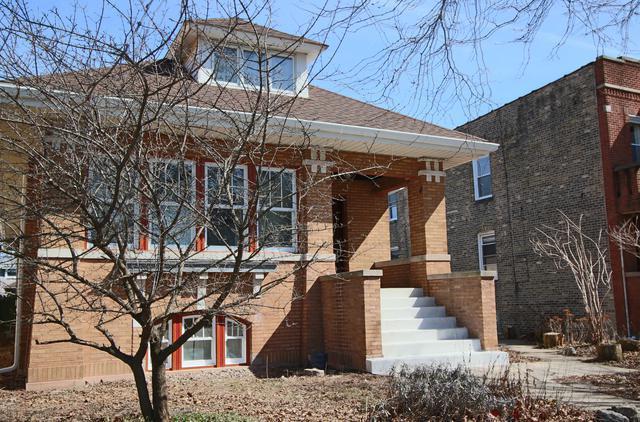 3409 N Hamlin Avenue, Chicago, IL 60618 (MLS #09893034) :: Domain Realty