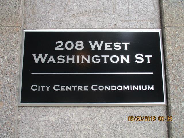 208 W Washington Street #1106, Chicago, IL 60606 (MLS #09893045) :: Domain Realty
