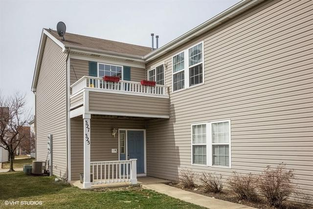 325 Ogden Falls Boulevard #325, Oswego, IL 60543 (MLS #09893054) :: The Dena Furlow Team - Keller Williams Realty
