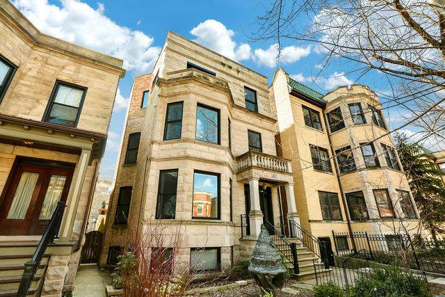 1421 W Summerdale Avenue #3, Chicago, IL 60640 (MLS #09893073) :: Littlefield Group