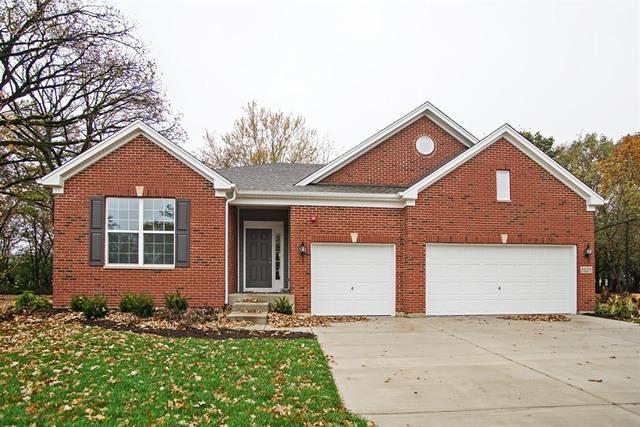 1711 White Spruce Drive, Hoffman Estates, IL 60192 (MLS #09893120) :: The Dena Furlow Team - Keller Williams Realty