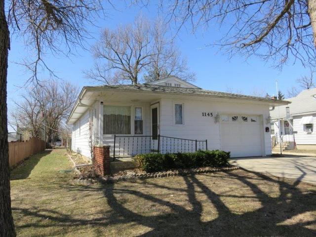 1145 S 6th Street, Dekalb, IL 60115 (MLS #09893184) :: Domain Realty