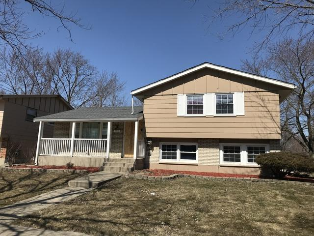 3412 Chestnut Drive, Hazel Crest, IL 60429 (MLS #09893188) :: Domain Realty