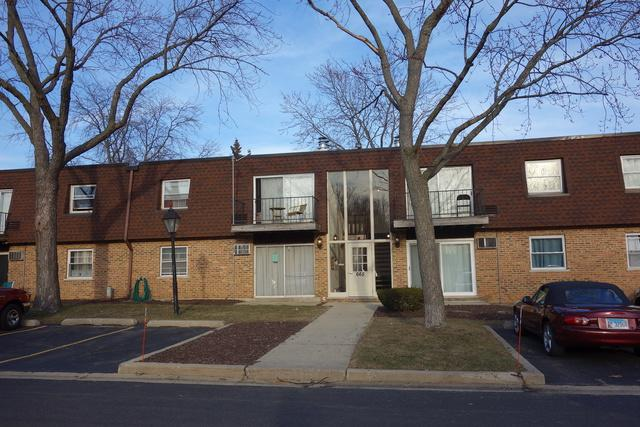 665 Grove Drive #112, Buffalo Grove, IL 60089 (MLS #09893202) :: Littlefield Group