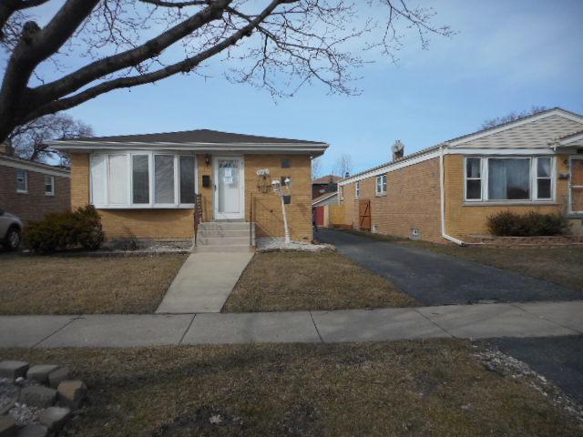 10312 Mcnerney Drive, Franklin Park, IL 60131 (MLS #09893231) :: Littlefield Group