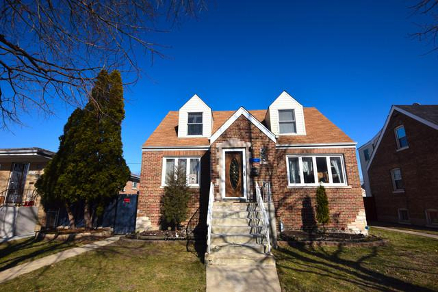 5127 S Lotus Avenue, Chicago, IL 60638 (MLS #09893255) :: Littlefield Group