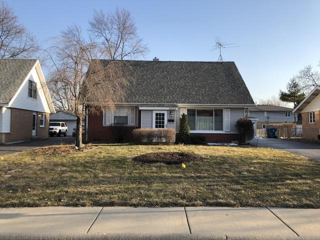 5331 Park Lane, Crestwood, IL 60418 (MLS #09893265) :: Domain Realty