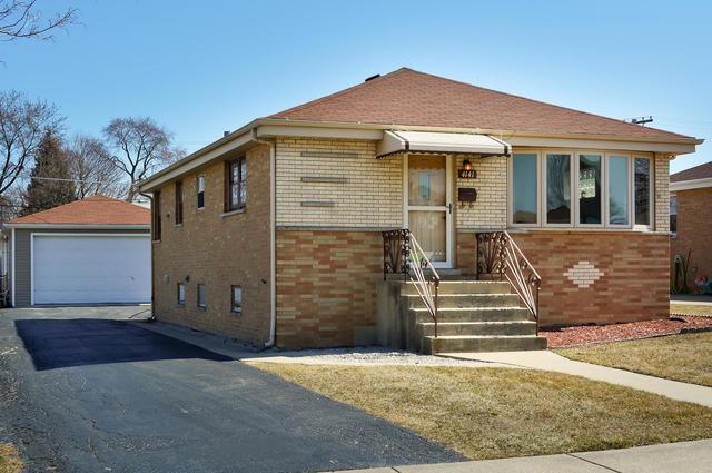 4141 Wehrman Avenue, Schiller Park, IL 60176 (MLS #09893282) :: Domain Realty