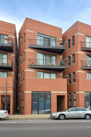 3505 N Elston Avenue #4, Chicago, IL 60618 (MLS #09893291) :: Littlefield Group