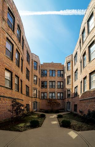 134 Clyde Avenue 3E, Evanston, IL 60202 (MLS #09893370) :: Domain Realty