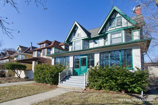 511 S Elmwood Avenue, Oak Park, IL 60304 (MLS #09893403) :: Domain Realty